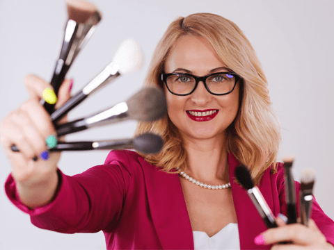 Cum se folosesc corect pensulele make-up